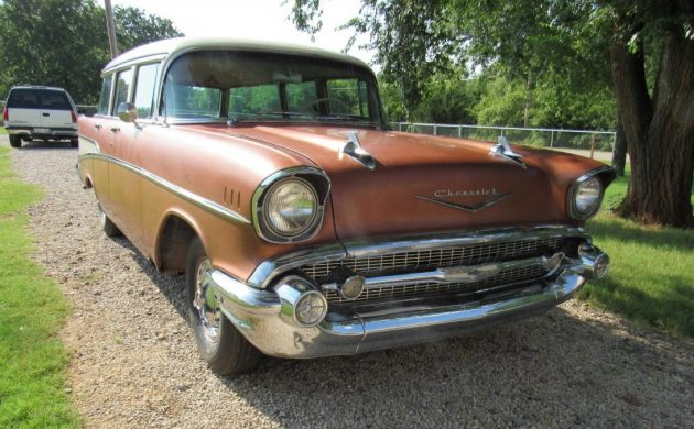 Breathtaking Survivor: 1957 Chevrolet 210 Wagon
