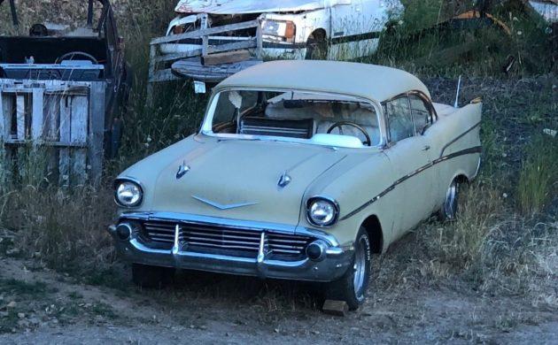 Lost Interest: 1957 Chevrolet 210