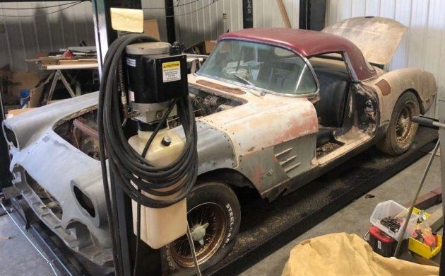 Story Teller: 1958 Chevrolet Corvette
