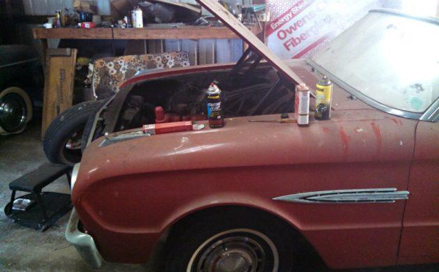 56,000 Miles: 1963 Ford Falcon Sprint Convertible