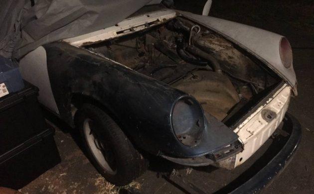 Front End Optional: 1967 Porsche 912