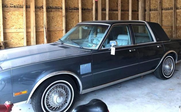 EXCLUSIVE: 1985 Chrysler New Yorker