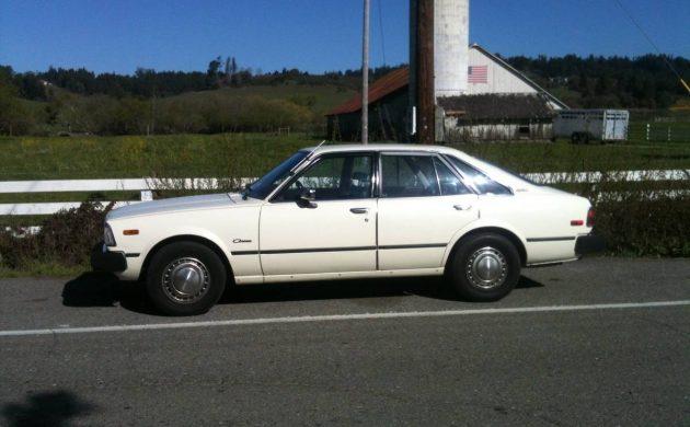 Family Liftback: 1979 Toyota Corona