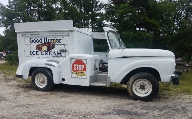 Drive it in Good Humor: 1966 Ford Ice Cream Truck