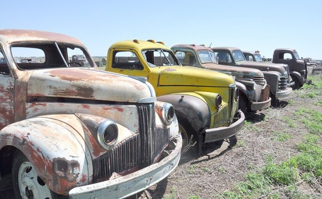 Auction Alert! 400+ Collector Vehicles And More