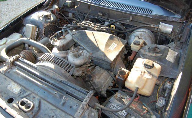 Chop Top for Engine Swap: 1980 Volvo 262C Bertone