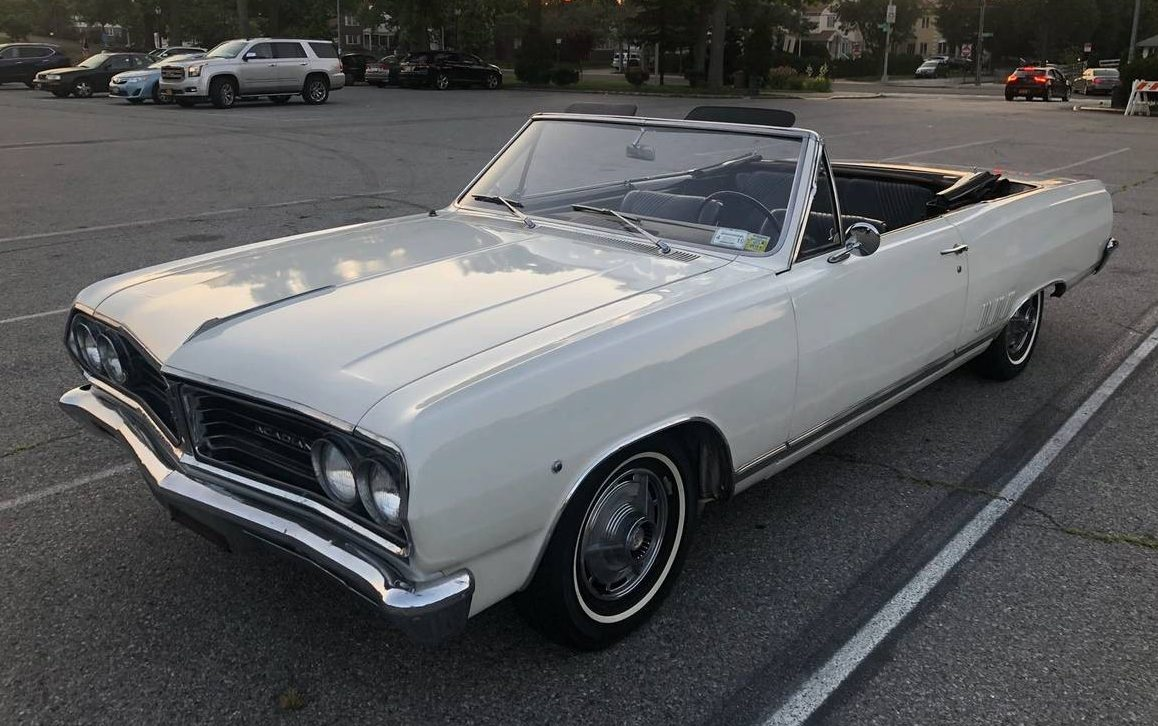A Bit Different 1965 Acadian Beaumont Convertible