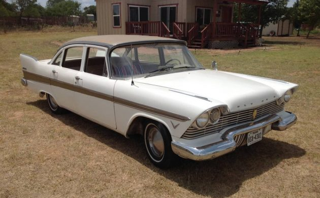 Christine's Uncle: 1957 Plymouth Belvedere