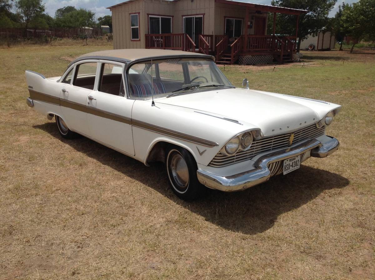 Christine S Uncle 1957 Plymouth Belvedere