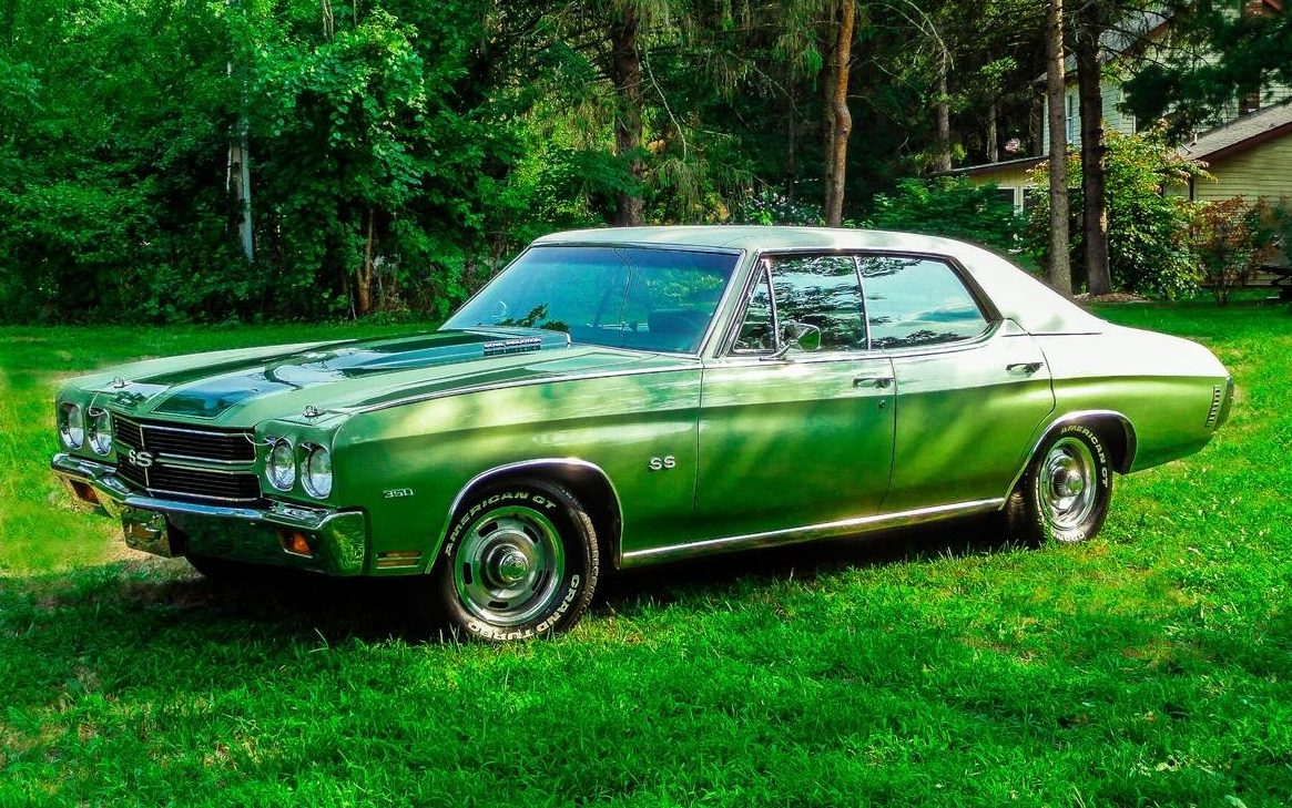 Chevelle Confusion 1970 Chevrolet Chevy Ss Hello I Have A 64 That Ive