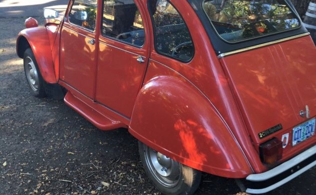 European Bargain: 1970 Citroen 2CV