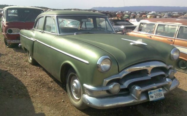 Ripper Clipper: 1954 Packard Super Clipper