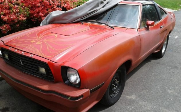 Stock In Appearance Only: 1978 Mustang II Cobra