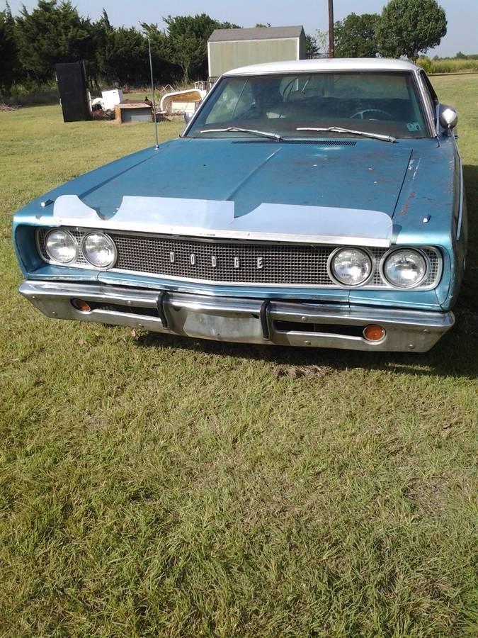 Basic Muscle 1968 Dodge Coronet 440