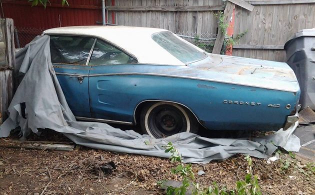 Basic Muscle: 1968 Dodge Coronet 440!