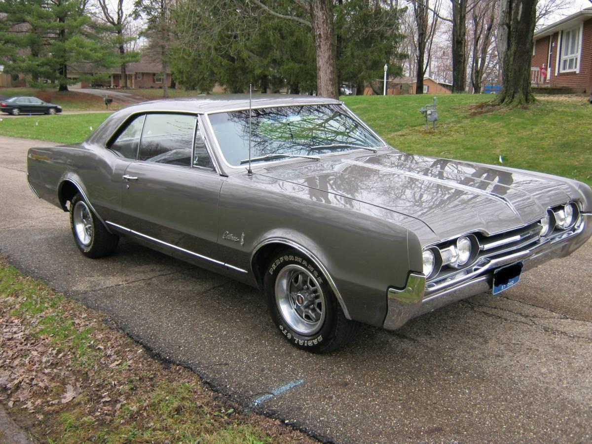 Time Capsule Cutlass: 1967 Oldsmobile Cutlass