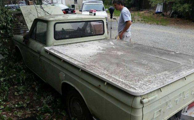 Meticulous Revival: 1971 Datsun 521 Pickup