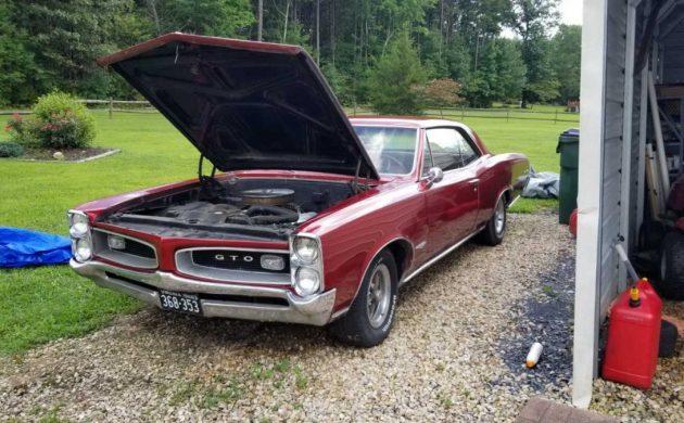 Drive It Away: 1966 Pontiac GTO