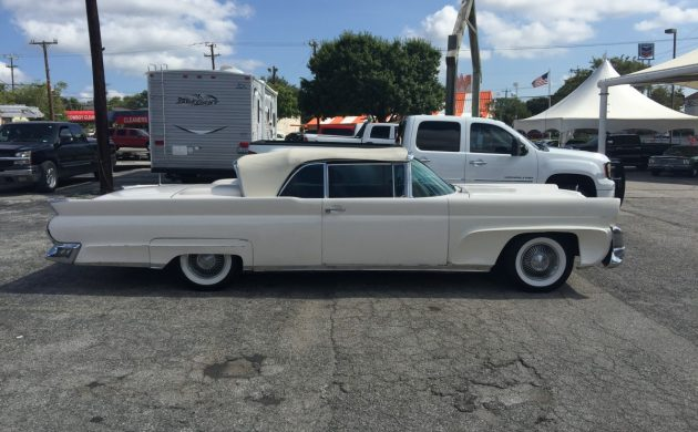 Exclusive 1958 Continental Mark Iii Convertible
