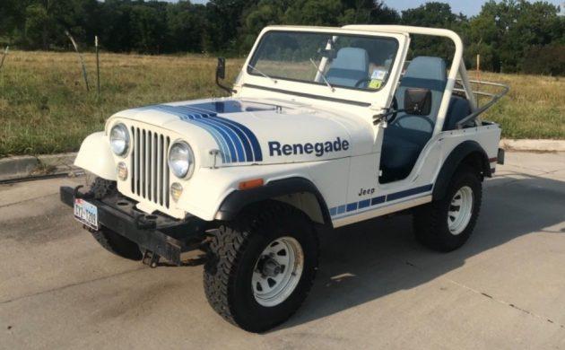 Original & Unmolested: 1980 Jeep CJ-5 Renegade