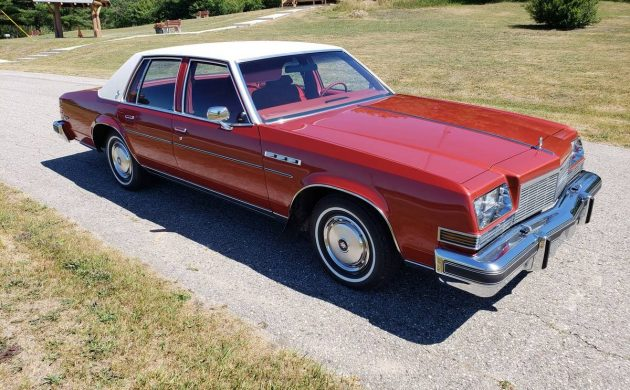 Showroom Fresh: 1977 Buick Le Sabre