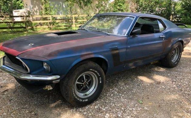 The Boss Is Back: 1969 Mustang Boss 302