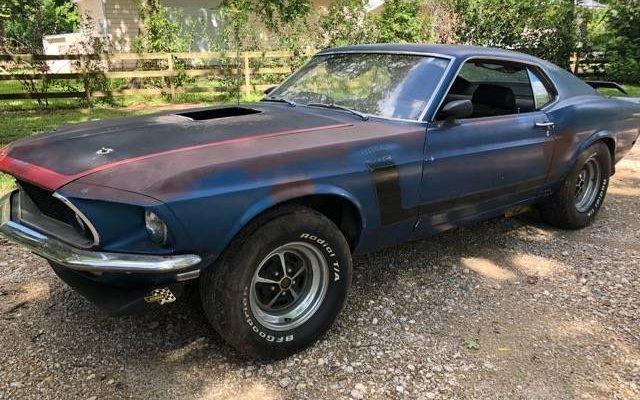 Craigslist Com Houston >> The Boss Is Back: 1969 Mustang Boss 302