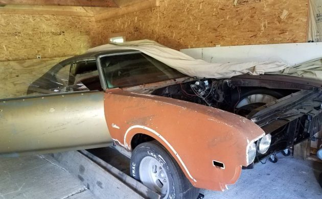 Build It Your Way: 1969 Oldsmobile 442