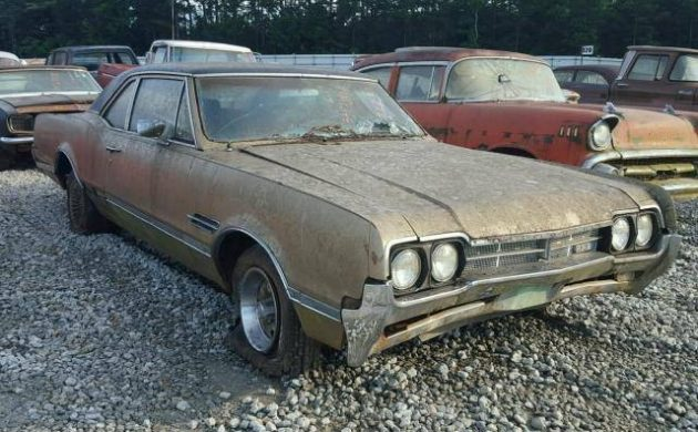 Get What You See: 1966 Oldsmobile Cutlass 442