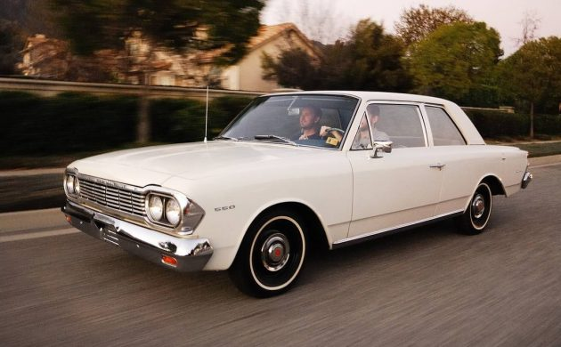 Presidential Aspirations: 1964 AMC Rambler