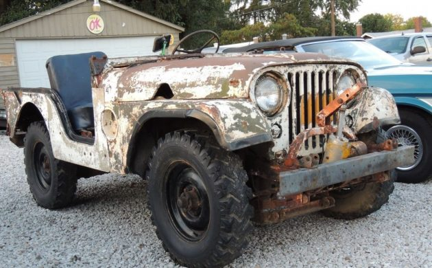 Is This 38 Special? 1952 Willys M38A1