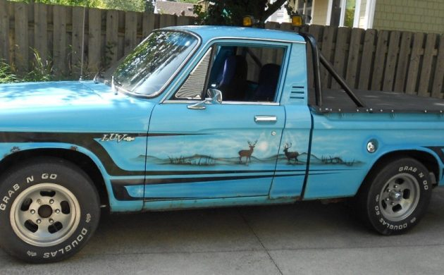 LUV Story: 1976 Chevrolet LUV Pickup