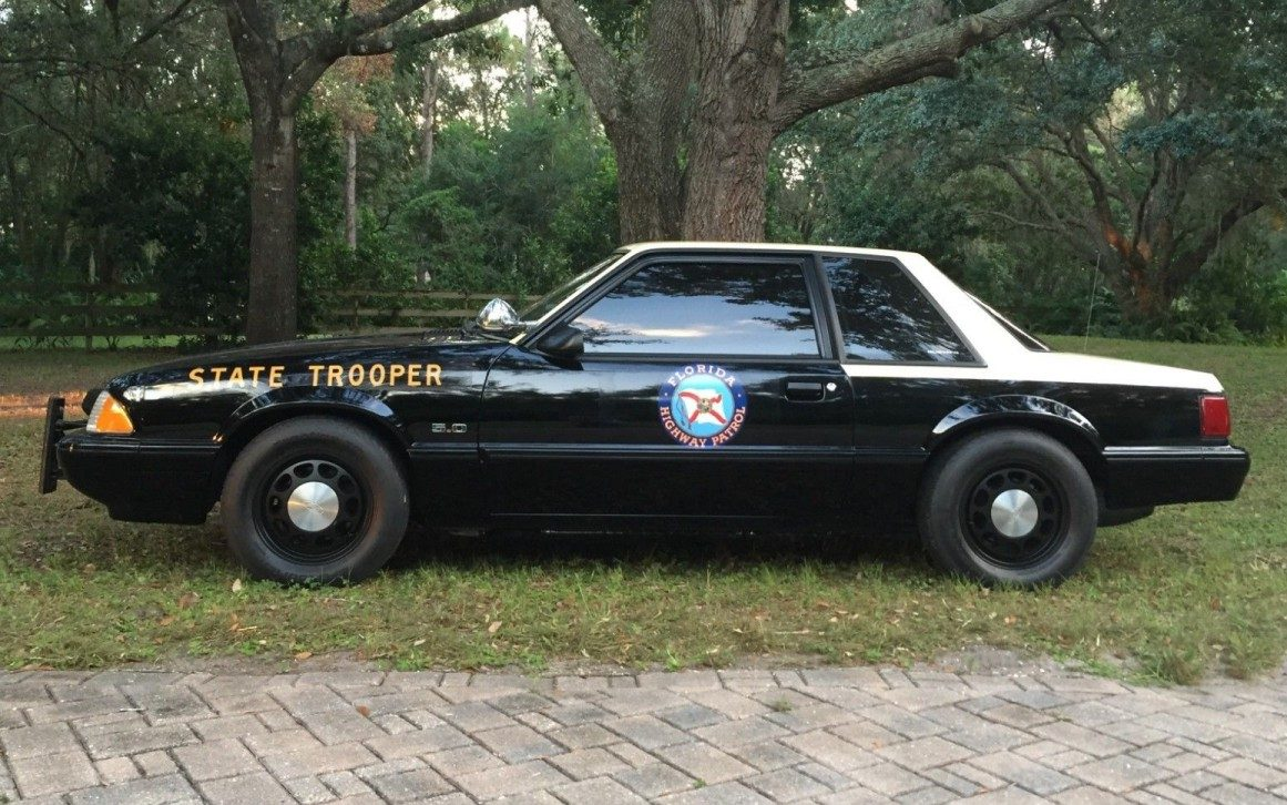 Blue Light Special: 1992 Ford Mustang SSP