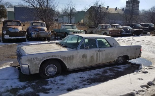 For The Brave: 1962 Lincoln Continental Project