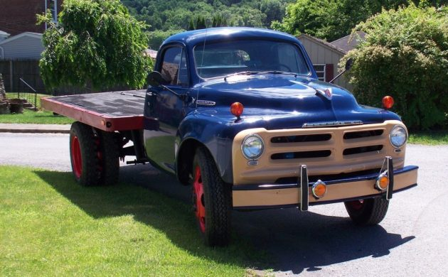 The Only Known Example: 1954 Studebaker Truck