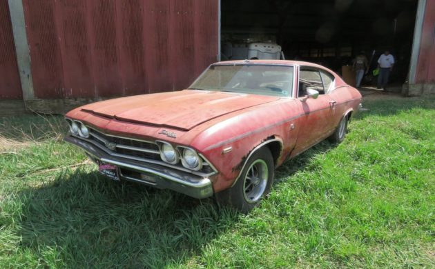 Michigan Muscle: Over 60 Cars At No Reserve