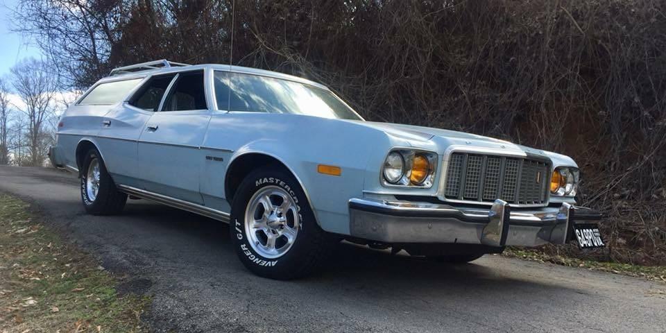 Buy or Swap: 1976 Ford Gran Torino Station Wagon