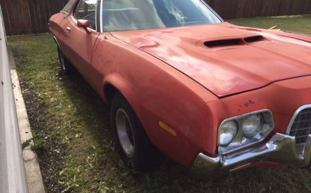 One Family For 46 Years 1972 Ford Gran Torino Cj