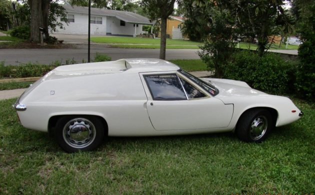 Barn Find Bread Van: 1967 Lotus Europa S1
