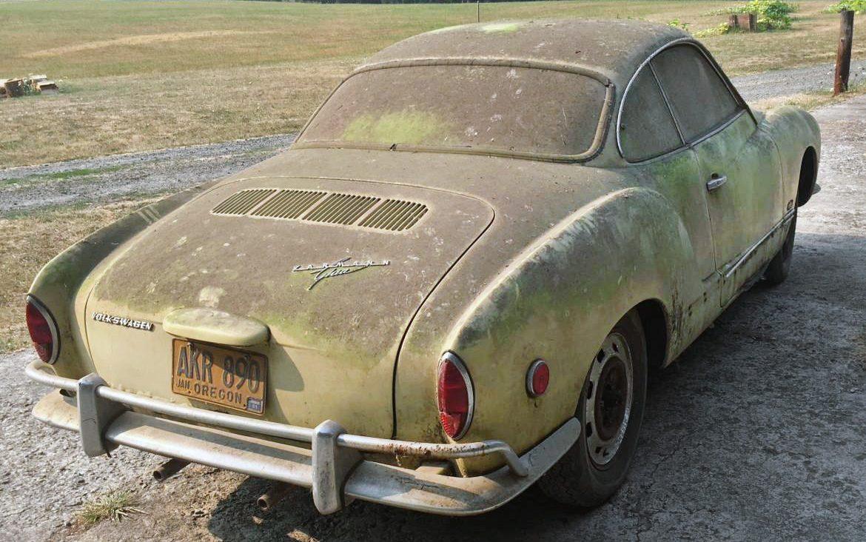 Flintstone Floors: 1969 Volkswagen Karmann Ghia