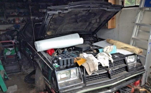 25 Years In Storage: 1980 Chrysler Cordoba LS