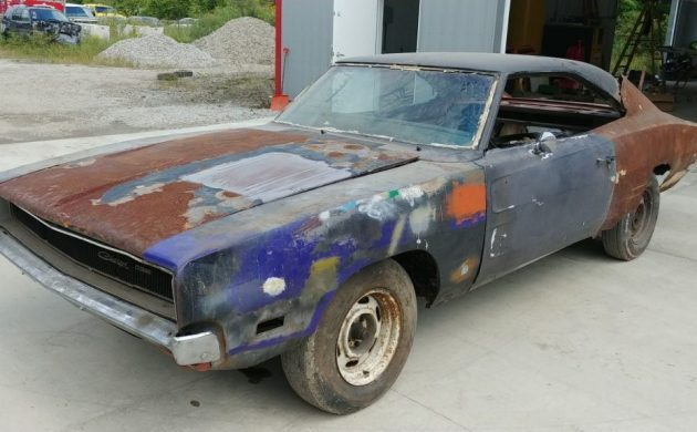 When Numbers Matter: 1969 Dodge Charger