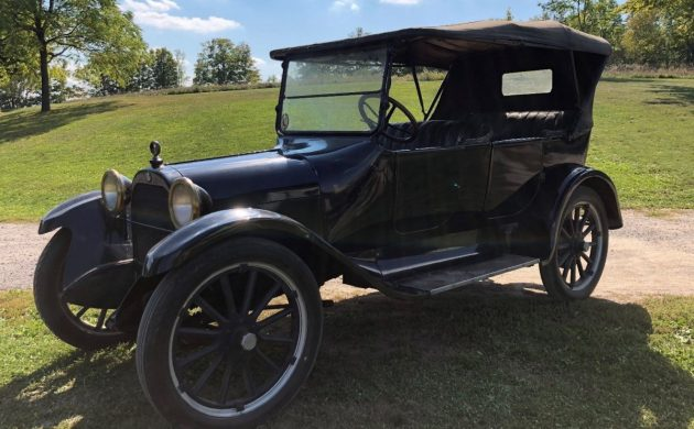 Great Grand Daddy's Barn Find: 1920 Dodge Touring