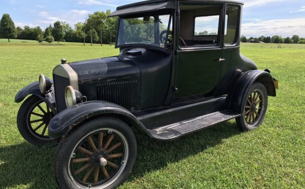 Barn Find Lizzie: 1926 Ford Model T