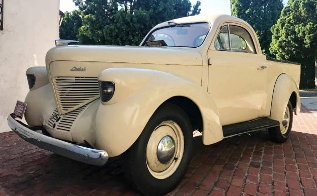 Reader Ad: 1939 Willys Ute
