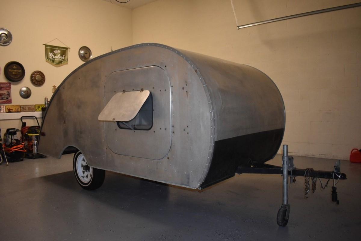 Car Auctions Ny >> Original 1948 Tourette Teardrop Camper
