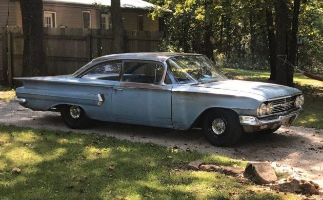 Rusty Sleeper: 1960 Chevrolet Biscayne