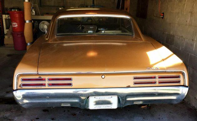 EXCLUSIVE: 1967 Pontiac GTO Sport Coupe