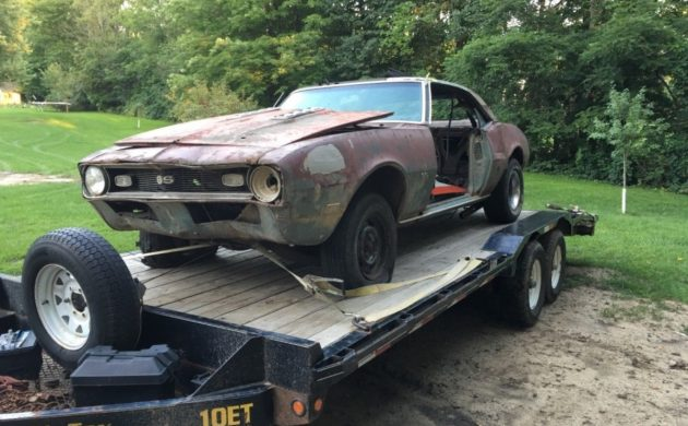 Chevrolet Camaro For Sale - Barn Finds - Page 6 of 22