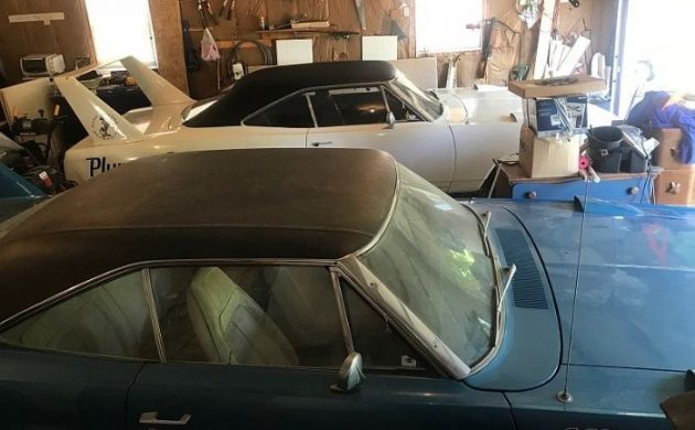 Stored for 40 Years! Pair of 1970 Plymouth Superbirds!
